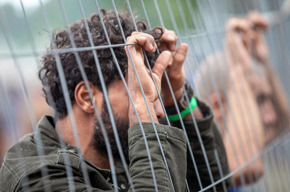 На белорусско-литовской границе мигрант умер от гемморагического шока