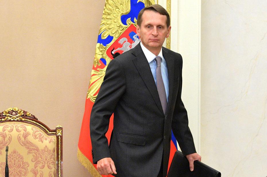 Глава СВР рассказал, с какой организацией связаны два СМИ, признанные в России иноагентами