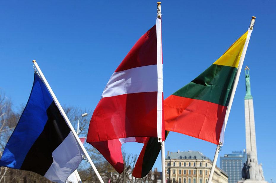 В постсовесткой Прибалтике формируются новые политические нации