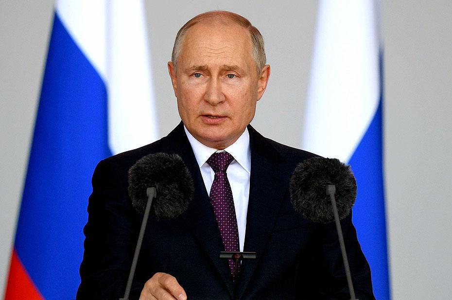 Про Навального, про преемника и про газ. Путин дал интервью телеканалу CNBC. Кратко