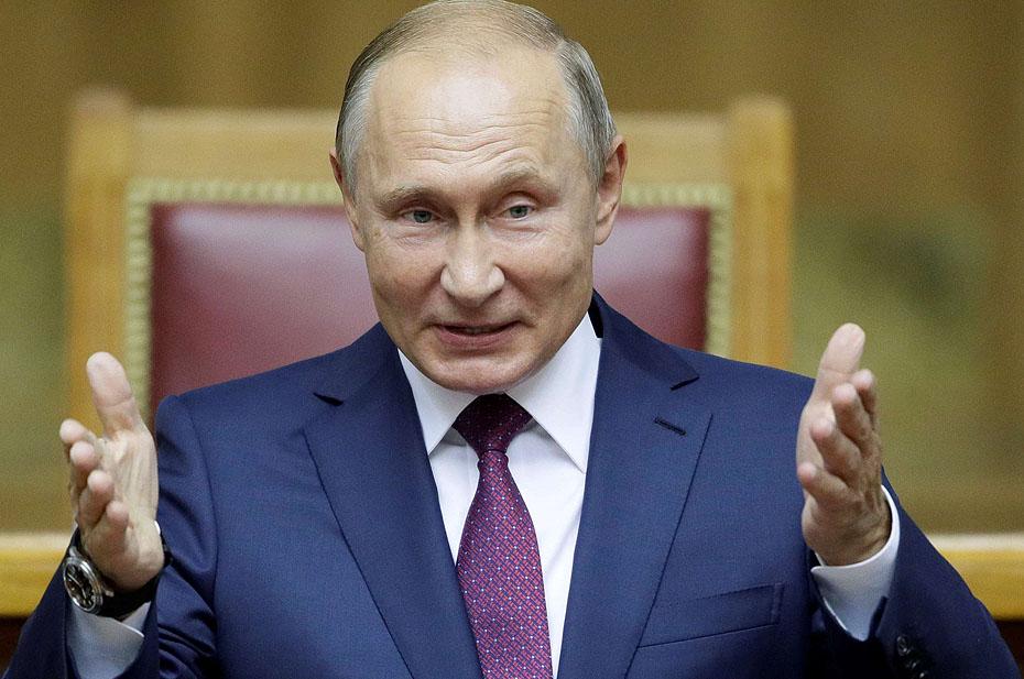 Путин и Меркель обсудили украинский вопрос