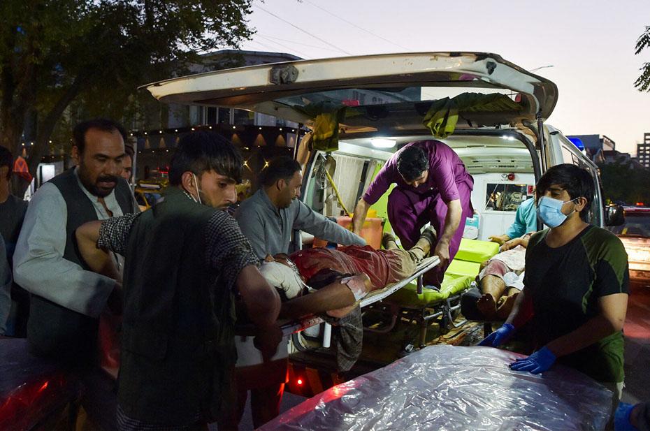 В теракте в Кабуле «Талибан»* потерял больше людей, чем США – погибли 28 талибов*