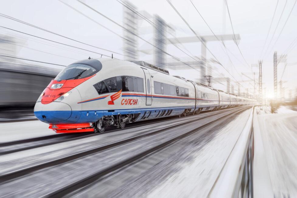 Московская мэрия согласовала план строительства первой в стране высокоскоростной железной дороги