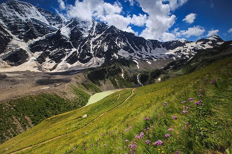 Отдых на Северном Кавказе: рекреация или экстремальный туризм?