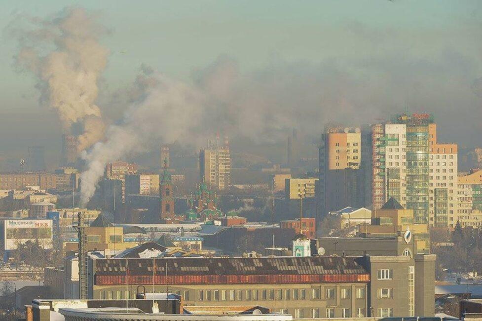 В Челябинске выявили выброс сероводорода
