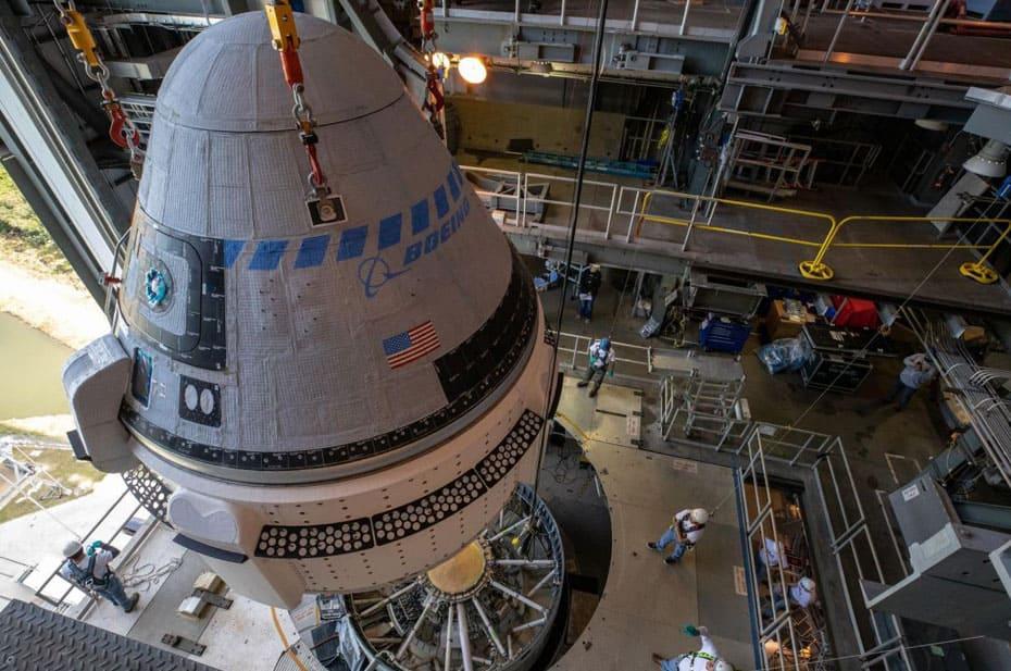 НАСА снова отложило старт корабля «Старлайнер» к МКС
