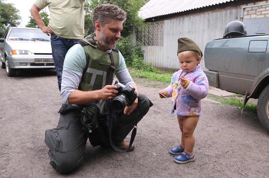 СК: российского журналиста Стенина в Донбассе убили украинские силовики