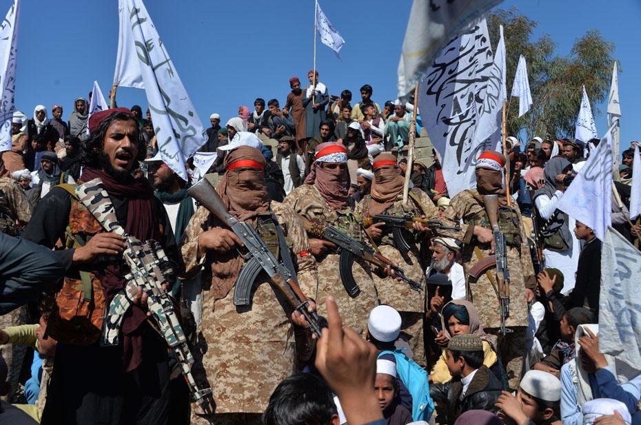 Случайные казни, отрубание рук, забивание камнями и прочее мракобесие. Каким будет новый мир в Афганистане при талибах*