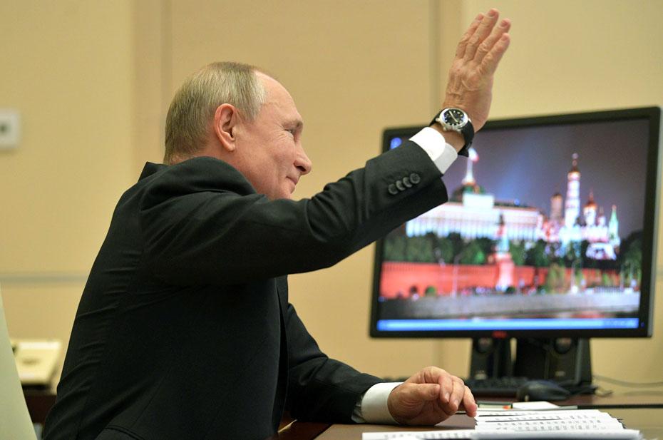 У Путина достаточно антител