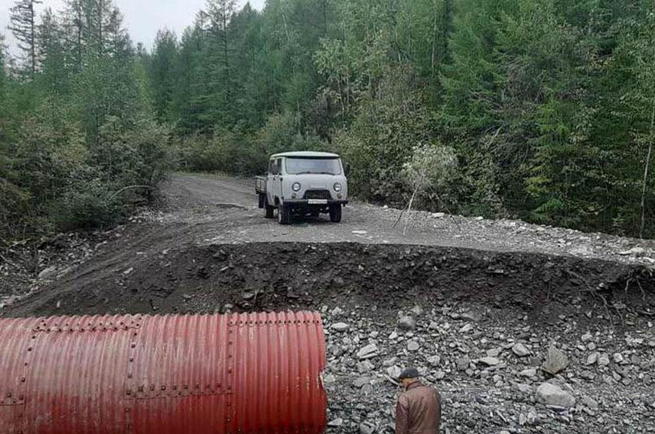В Томпонском районе Якутии ввели режим ЧС