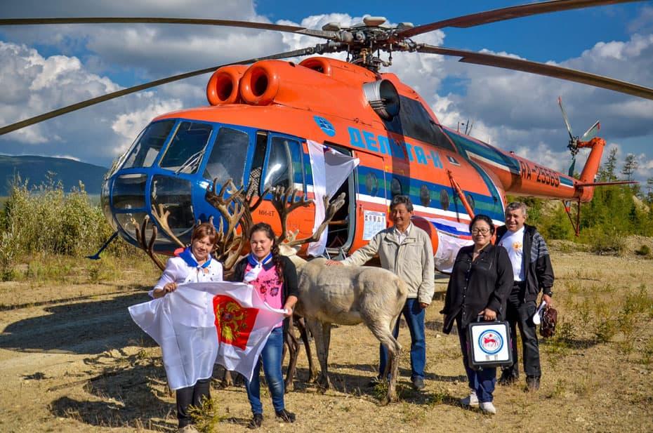 В Якутии стартовало досрочное голосование