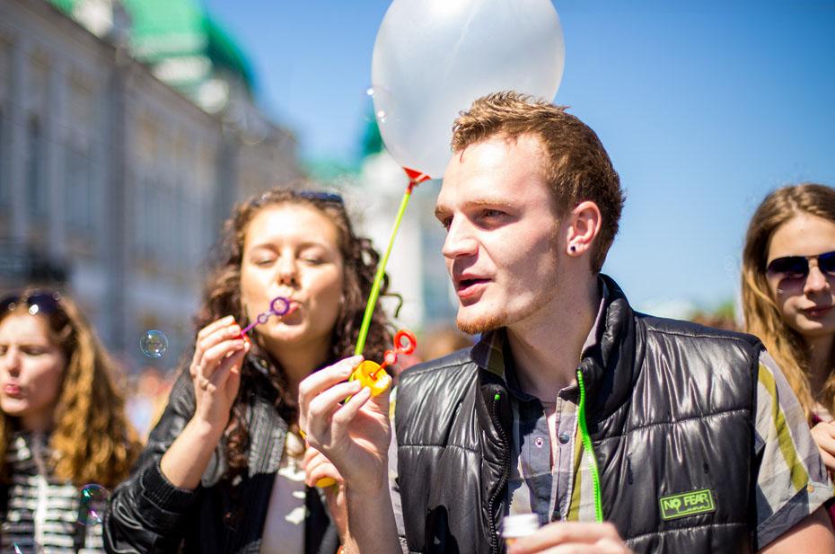 Собянин распространил программы поддержки молодежи на жителей до 35 лет