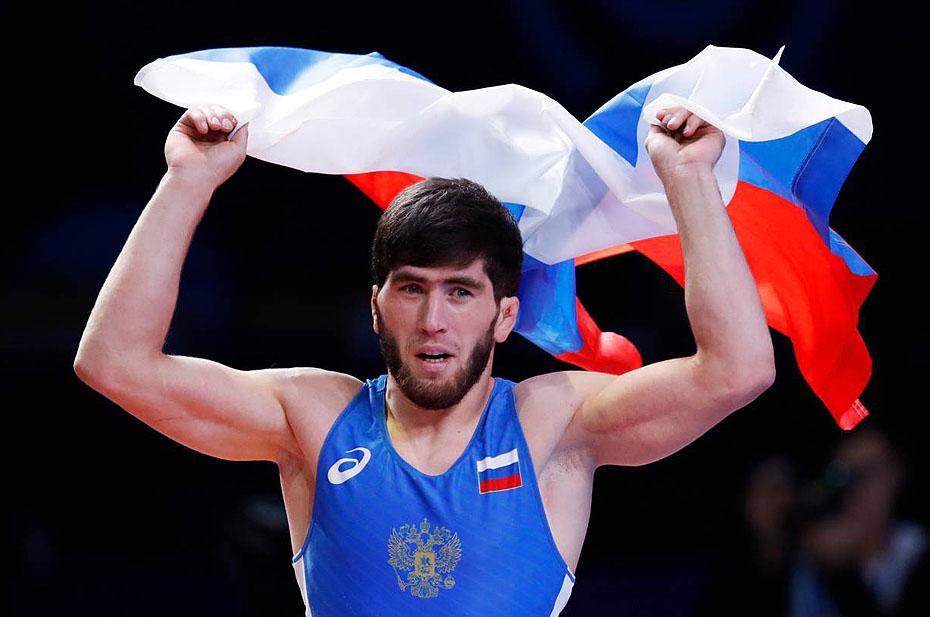 Дагестанский боец Завур Угуев принес России 16-е золото на Олимпиаде