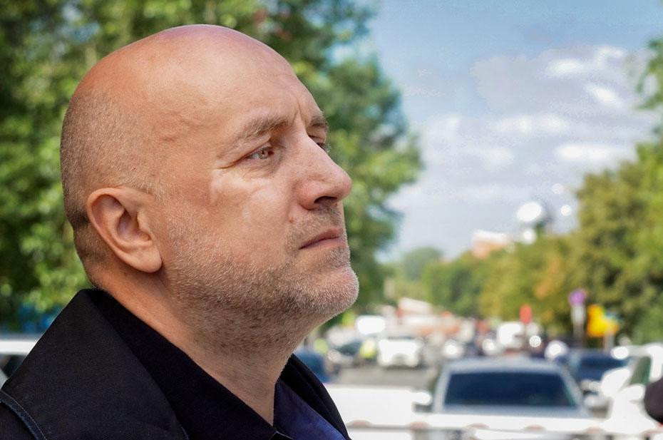 Захар Прилепин будет «топить» за новое метро в Нижнем Новгороде
