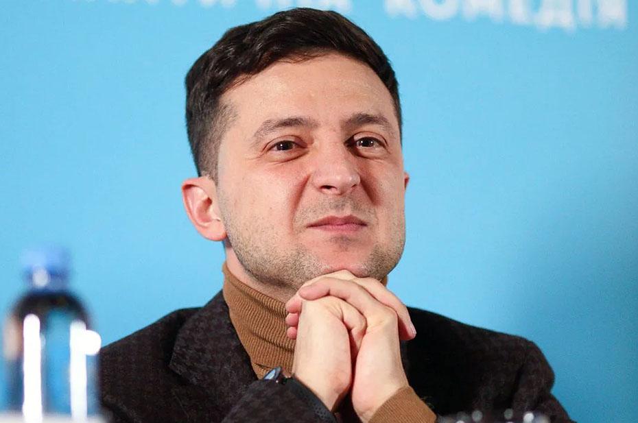 Президент Владимир Зеленский назвал лучшие места в Крыму