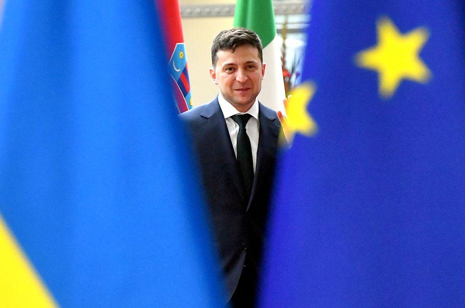 На Украине ввели санкции в отношении российских компаний и ряда СМИ
