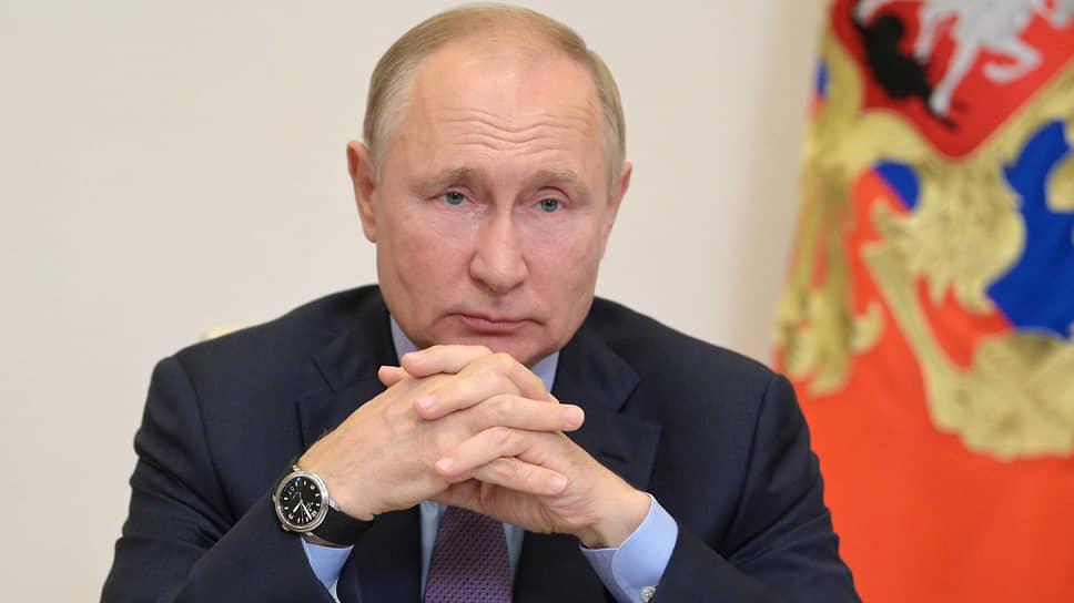 В ближайшем окружении Путина вспышка коронавируса