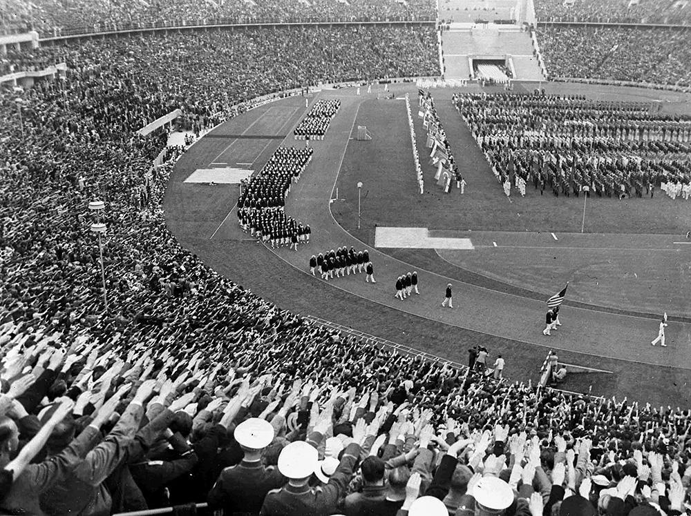 Летние Олимпийские игры 1936