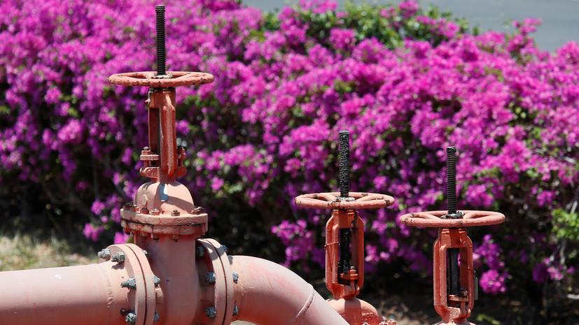 Цена на газ в Европе снова побила рекорд и превысила $900 за тысячу кубометров