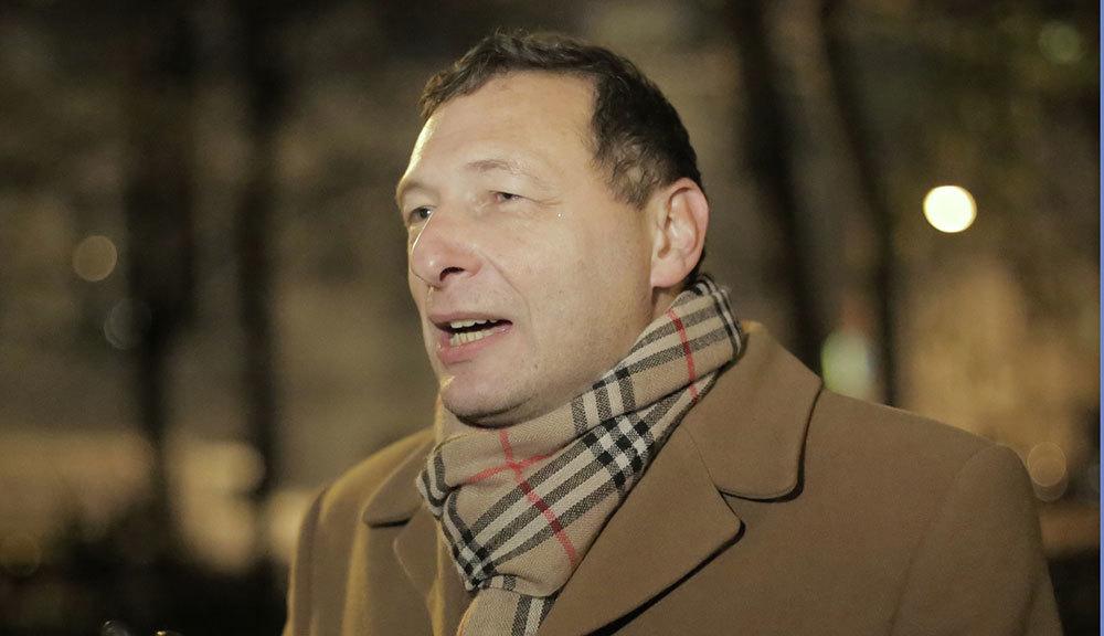 Полиция задержала социолога Бориса Кагарлицкого