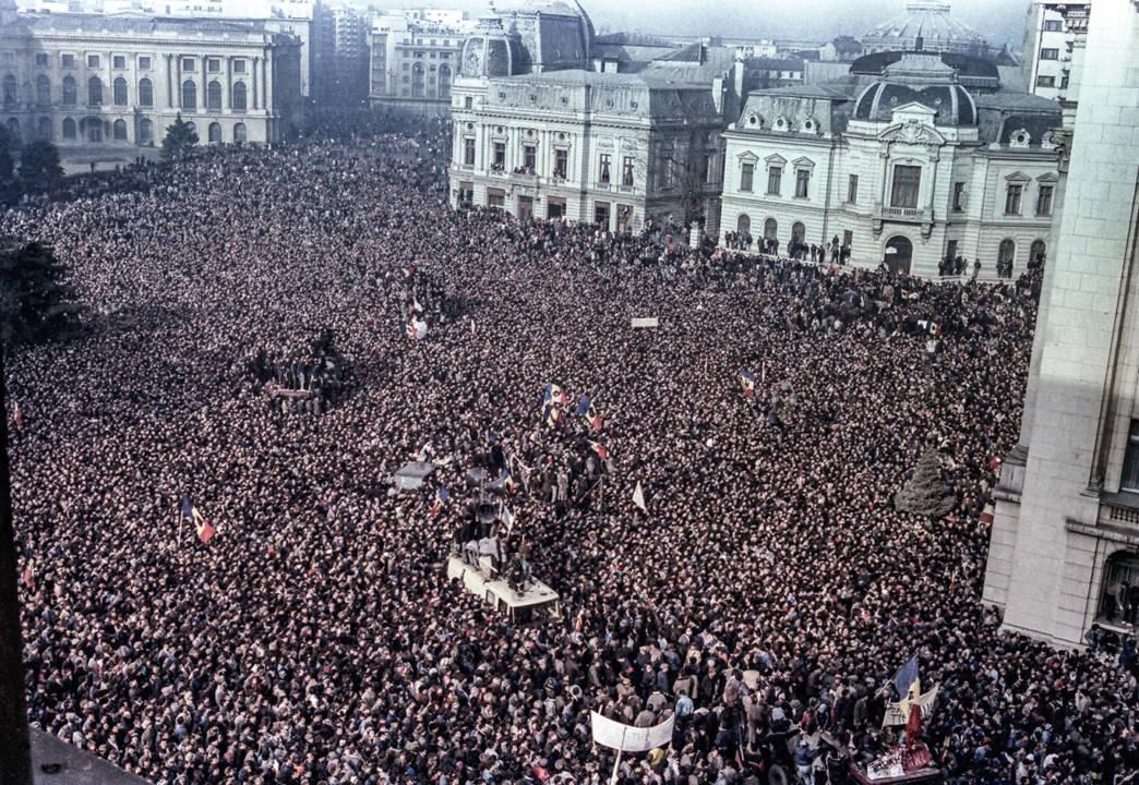 Румыния, 1989