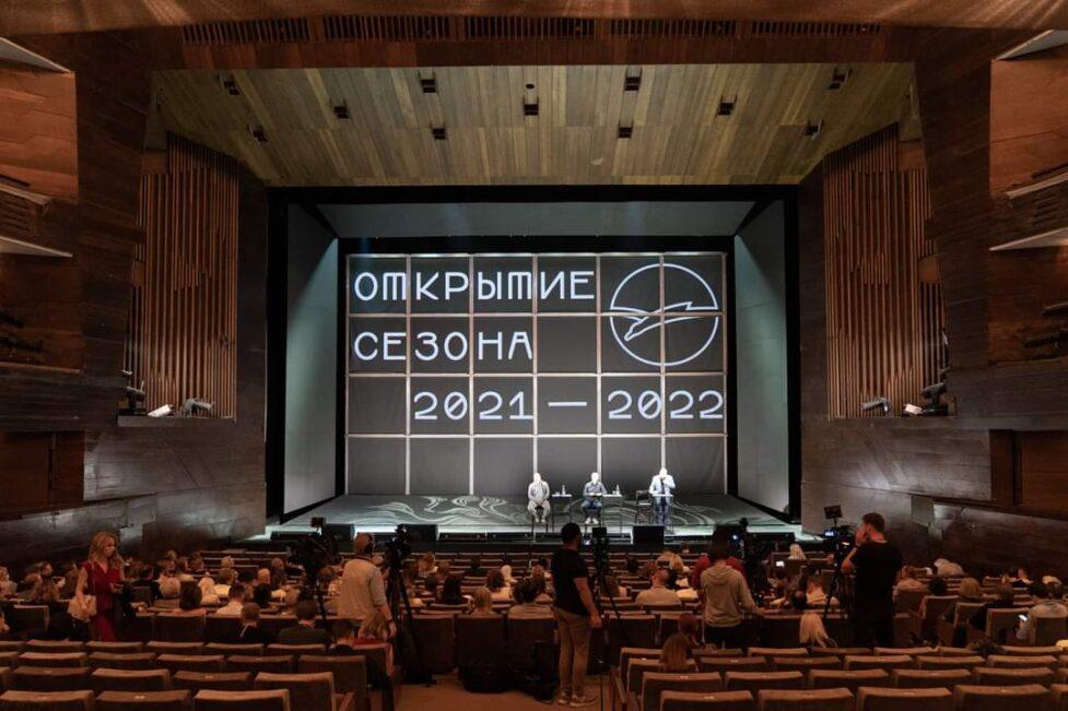 Валерия Вербинина про открытие 124 сезона во МХАТе