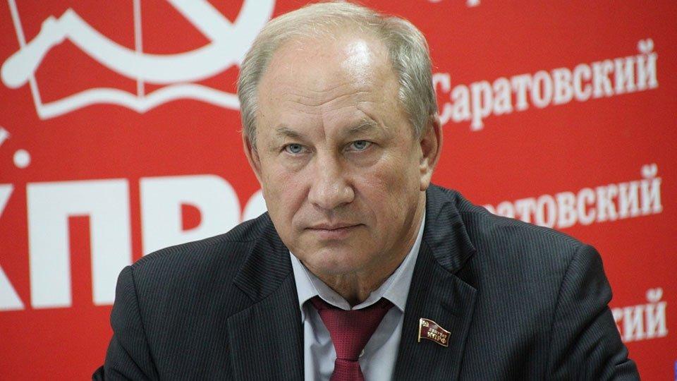 Рашкин потребовал привлечь к уголовной ответственности организаторов выборов в Госдуму