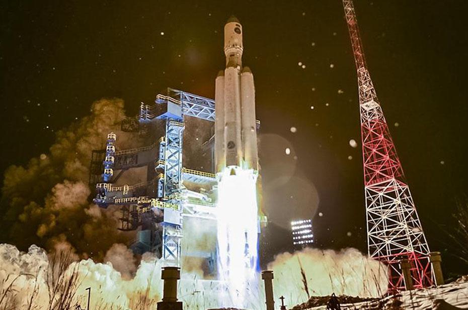 В «Роскосмосе» пообещали запустить «Ангару» в космос в 2026 году