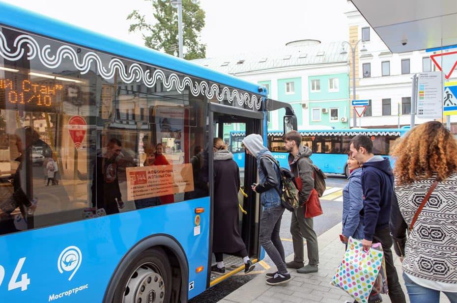 В Москве сделали бесплатными пересадки в транспорте на 90 минут