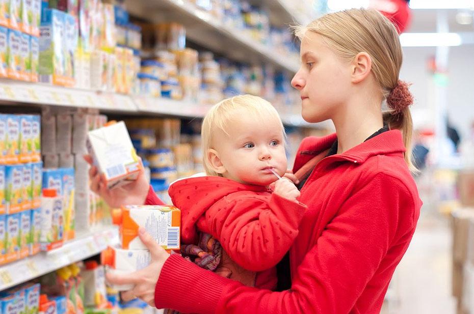 Русские семьи заботятся о детях, не пьют и живут очень бедно