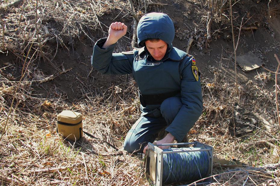 Украинских силовиков обвинили в минировании территорий Донбасса