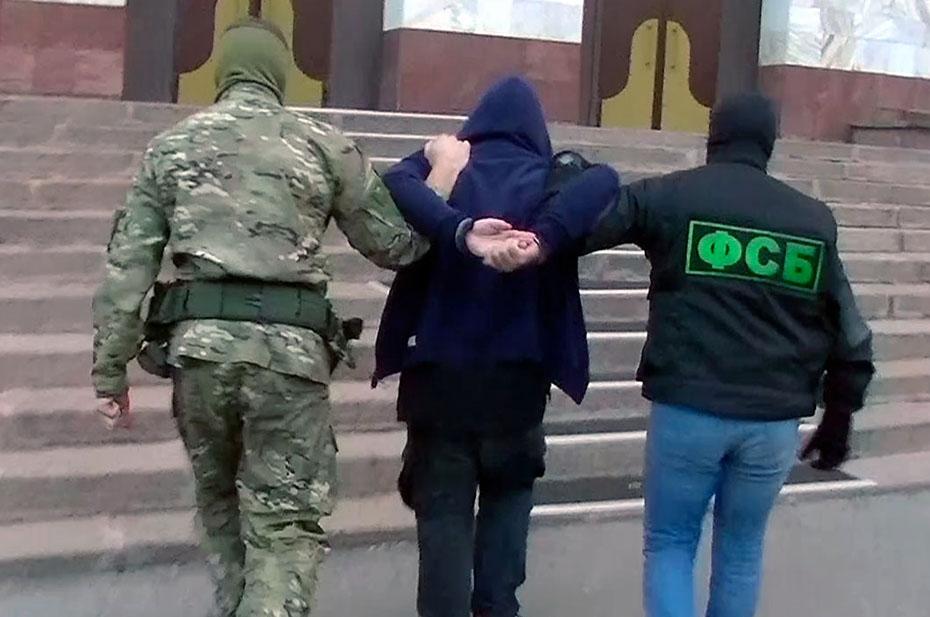 В Уфе задержали неонацистскую группу, готовящую теракт