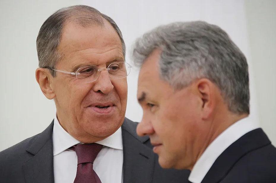 Шойгу и Лавров, похоже, определились с тем, что им делать со своими мандатами