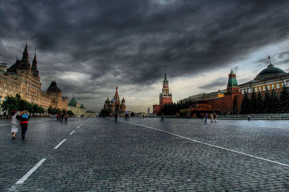 Москвичей ждет «обвал полярного холода»