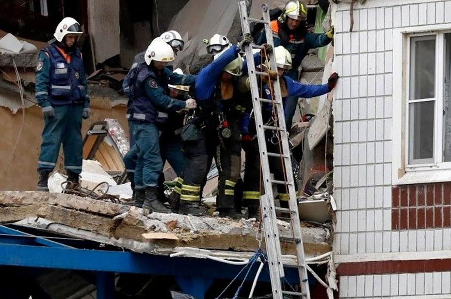 Спасатели нашли тело пятого погибшего при взрыве дома в подмосковном Ногинске