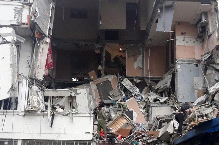 Число жертв взрыва в Ногинске увеличилось до семи