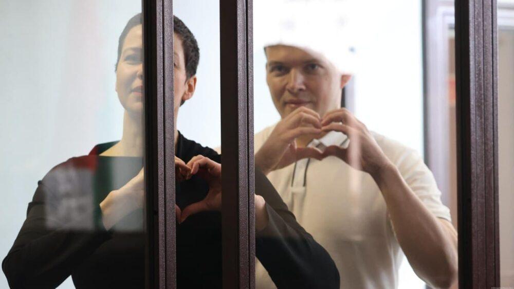 «Даже убийцы получают меньше»: белорусские политологи о суровом приговоре Колесниковой и Знаку