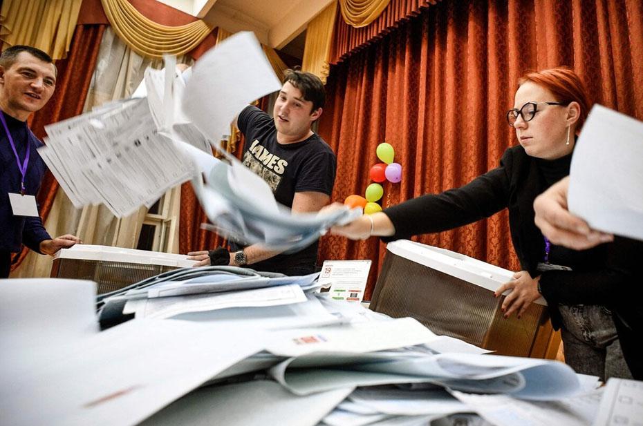 Судебная практика по фальсификациям на выборах