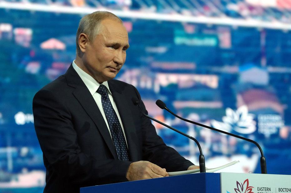 Владимир Путин заявил, что надеется восстановить отношения с Украиной