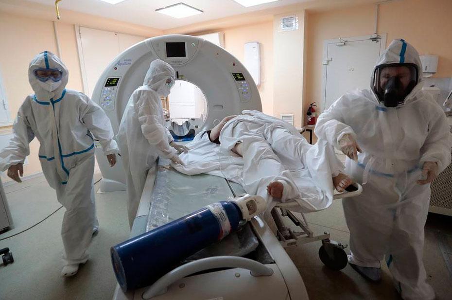 В России ожидается четвертая волна коронавируса
