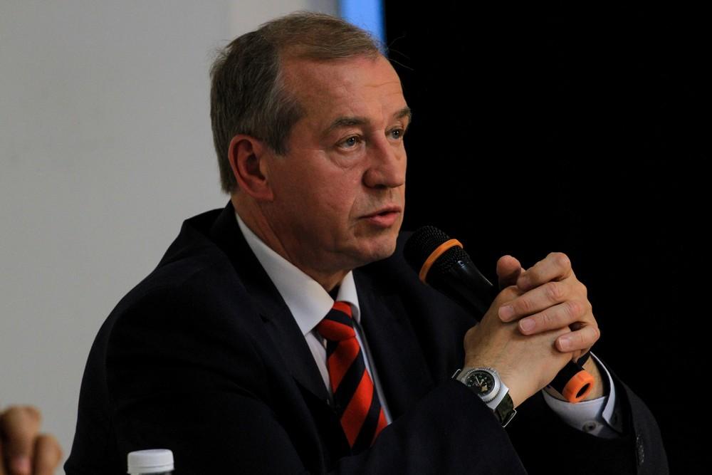 Сергей Георгиевич Левченко