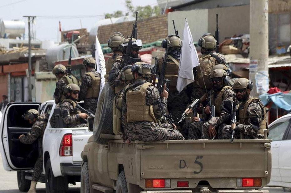 В Панджшере продолжаются бои с талибами*