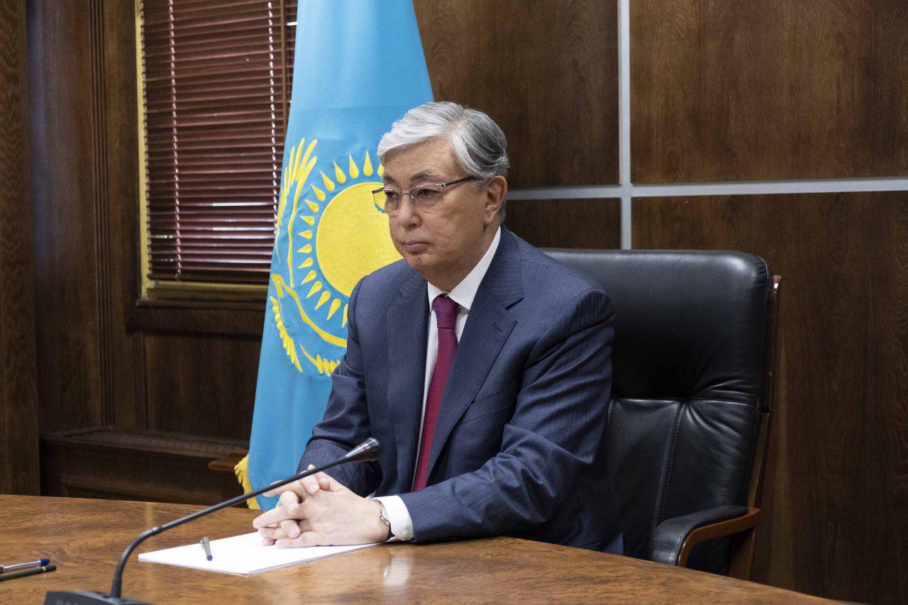 Касым-Жомарт Кемелевич Токаев