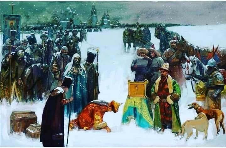 Влияние Золотой Орды на Русь