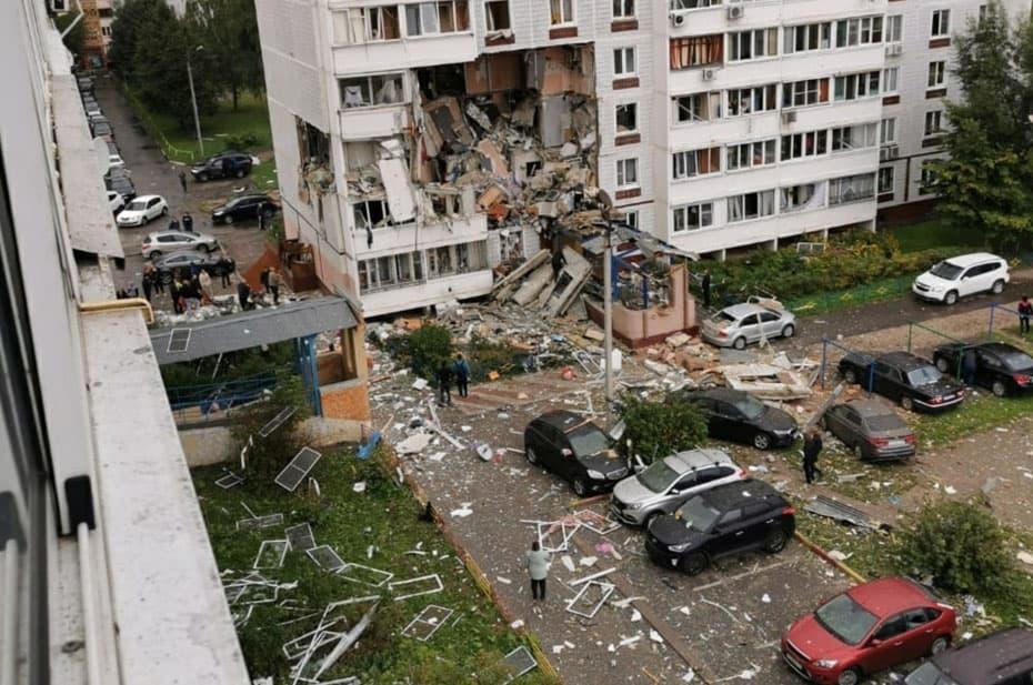 Обнаружены тела двух погибших при взрыве газа в Подмосковье