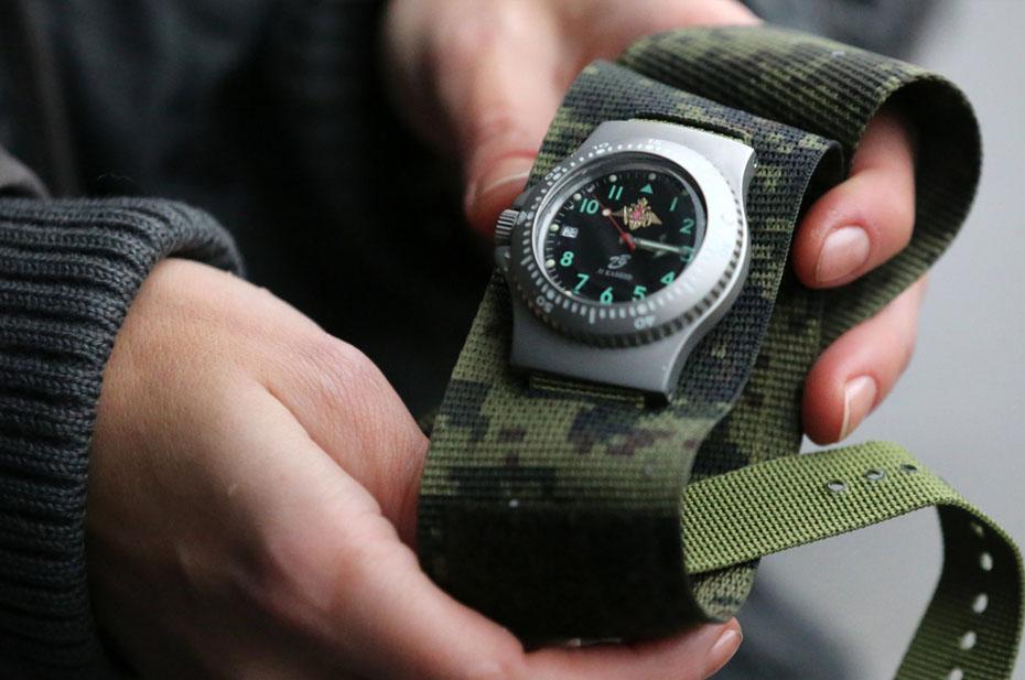 Правоохранители арестовали бизнесмена, поставляющего в Минобороны часы