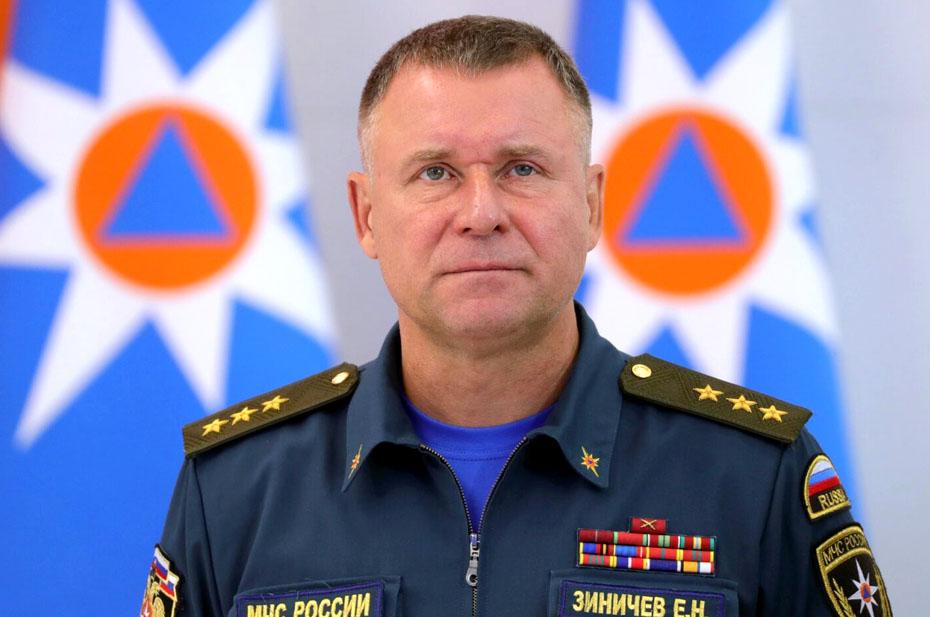Путин хочет лично проститься с Евгением Зиничевым