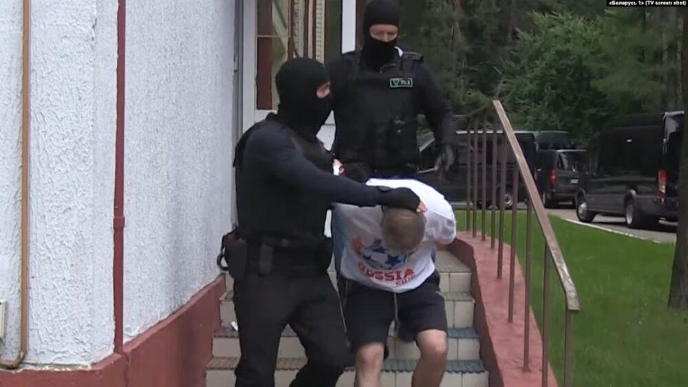 США помогали Украине в ходе операции против 33 бойцов российской ЧВК в Белоруссии