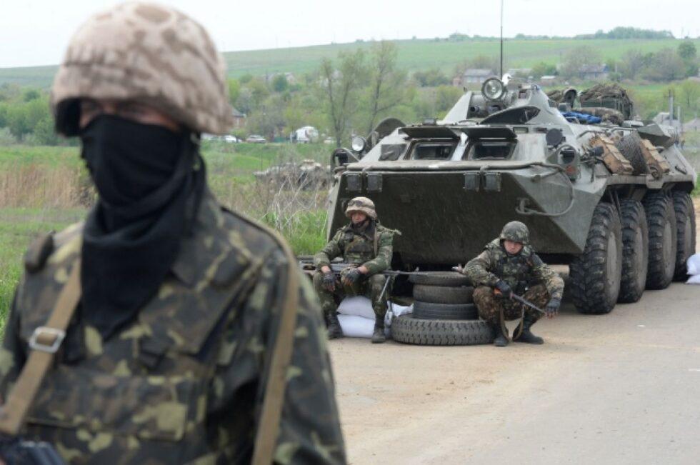 К боевикам ВСУ попало 37 граждан России в селе Старомарьевка
