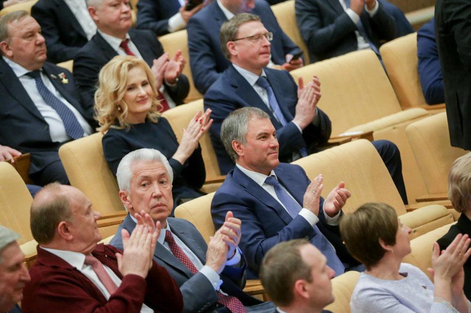 Госдума потратит более 100 млн рублей на связь, газеты и бумагу для принтера